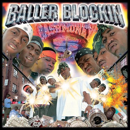 Cash Money, Baller Blockin, Album Cover