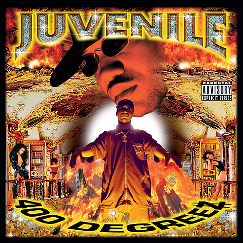 Juvenile, 400 Degreez, Album Cover