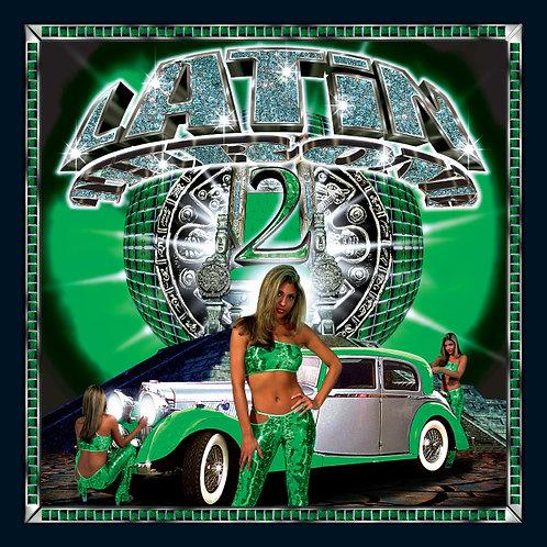 Latin Throne 2, Album Cover