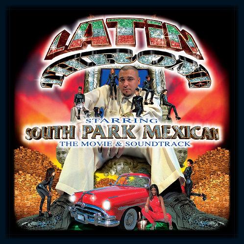 Latin Throne, South Park Mexican, Album Cover