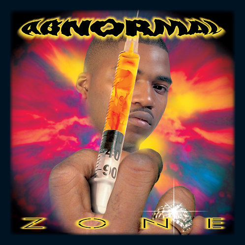 Abnormal, Zone, Album Cover