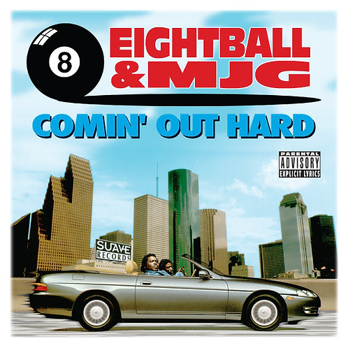 Eightball & MJG, Comin' Out Hard, Album Cover