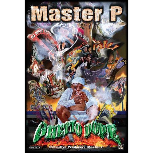 "Master P, Ghetto Dope, 24"" x 36"" Poster"