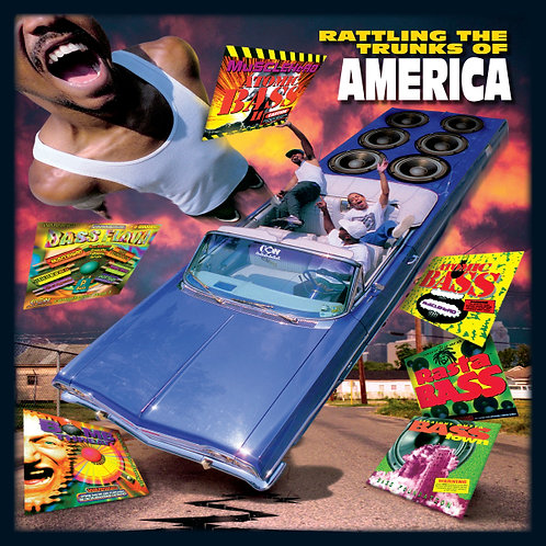 Rattling the Trunks of America, Album Cover