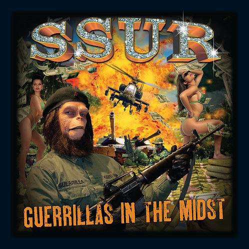 SSUR, Guerrillas in the Midst, Album Cover