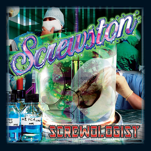 Screwston, Screwologist, Album Cover