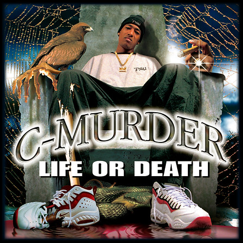 C-Murder, Life or Death, Album Cover