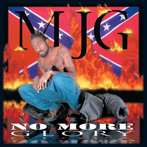 MJG, No More Glory, Album Cover