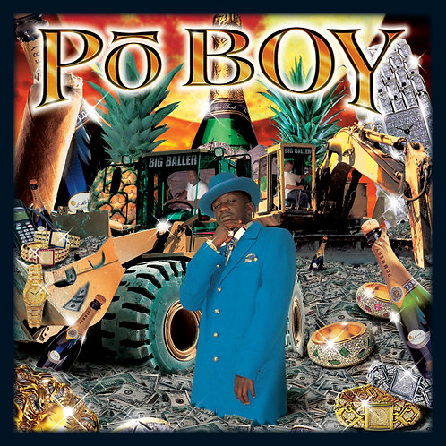 Po Boy, Album Cover