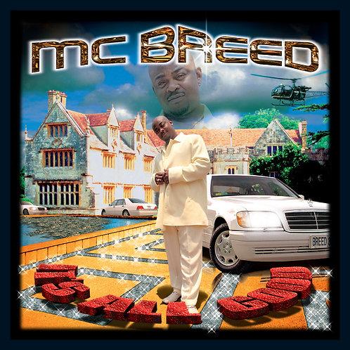 MC Breed, It's All Good, Album Cover