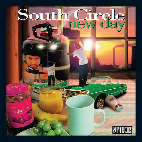 South Circle, new day, Album Cover