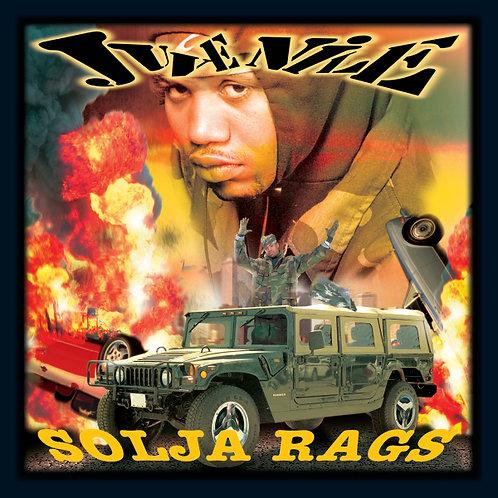 Juvenile, Solja Rags, Album Poster