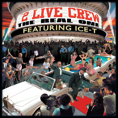 2 Live Crew, The Real One, Album Cover