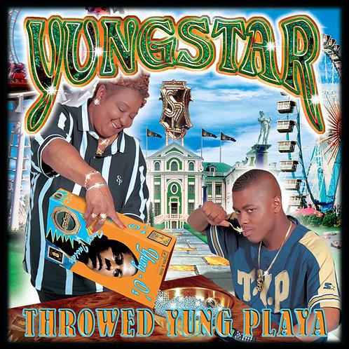 Yungstar, Throwed Yung Playa, Album Cover