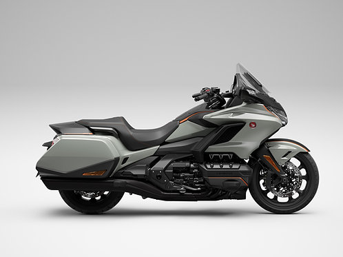 GL1800 GOLD WING BAGGER