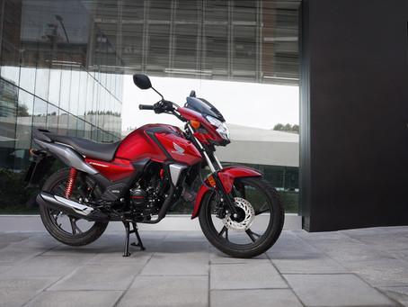 Das allseits beliebtes Honda-Einsteigermodell CB125F bekommt 2021 ein Update