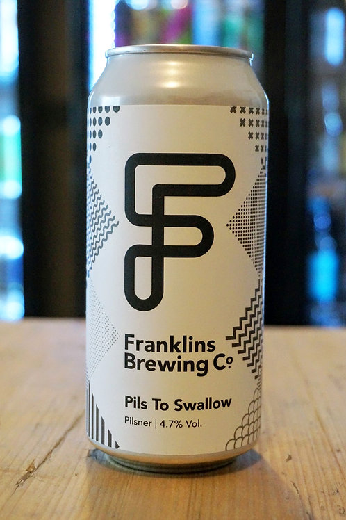 FRANKLINS - PILS TO SWALLOW