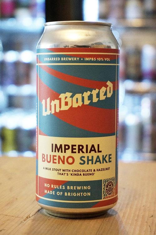 UNBARRED - IMPERIAL BUENO SHAKE