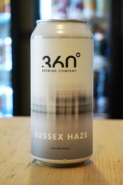 360 - SUSSEX HAZE