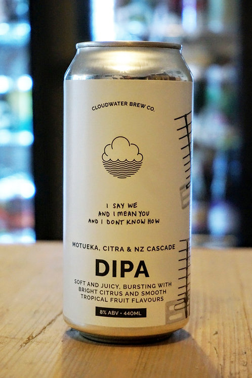 CLOUDWATER - I SAY WE AND I MEAN YOU AND I DON'T KNOW HOW