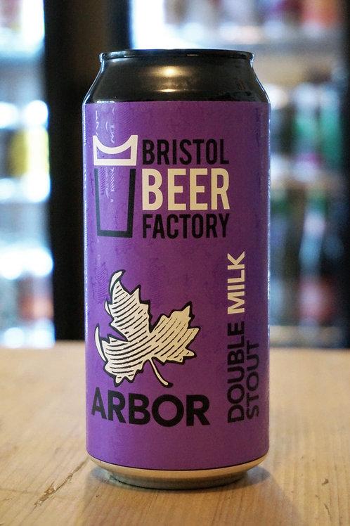 ARBOR/BRISTOL BEER FACTORY - DOUBLE MILK STOUT