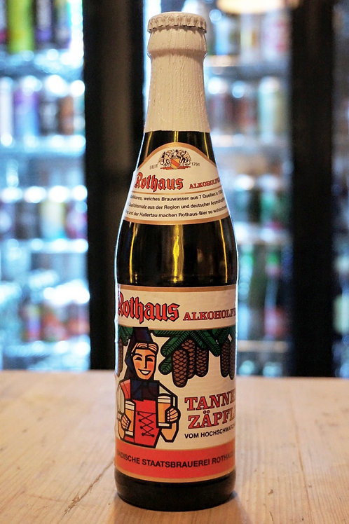 ROTHAUS - TANNENZAPFLE ALCOHOL-FREE