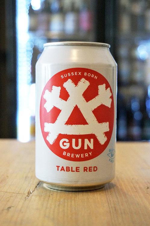 GUN - TABLE RED (GLUTEN FREE)