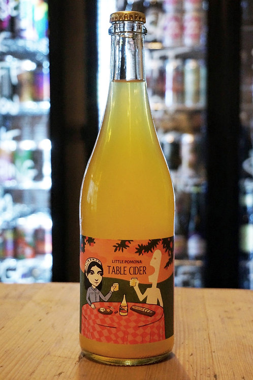 LITTLE POMONA - TABLE CIDER