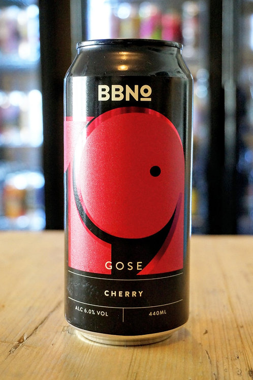 BREW BY NUMBERS - 19 GOSE CHERRY