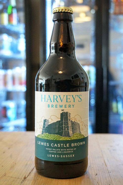 HARVEY'S - LEWES CASTLE