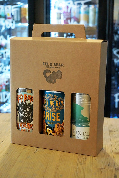 PALE ALE GIFT PACK 2