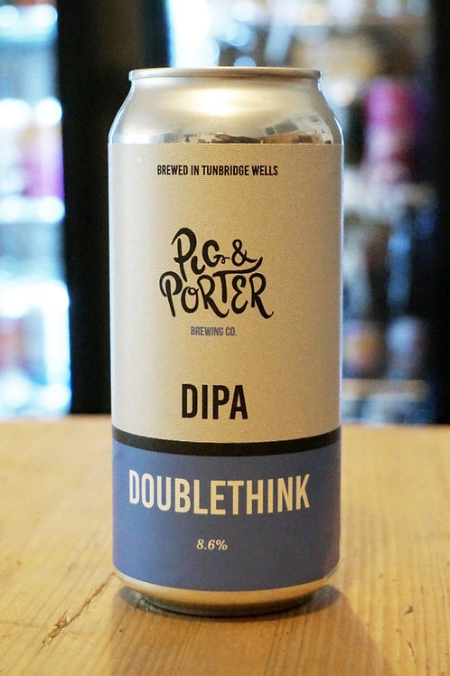 PIG & PORTER - DOUBLETHINK