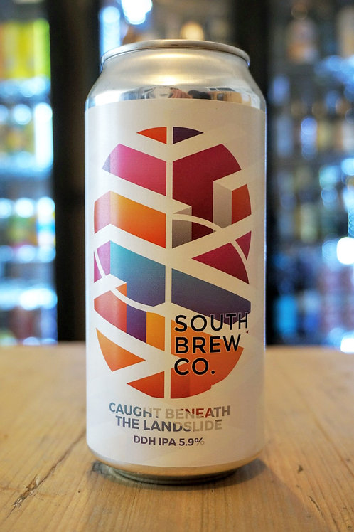 SOUTH - CAUGHT BENEATH THE LANDSLIDE