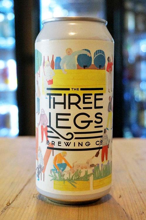 THREE LEGS - SESSION IPA