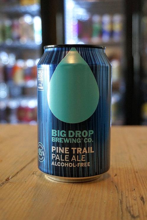 BIG DROP - PINE TRAIL PALE ALE (GLUTEN FREE)