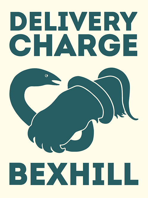 DELIVERY CHARGE - BEXHILL