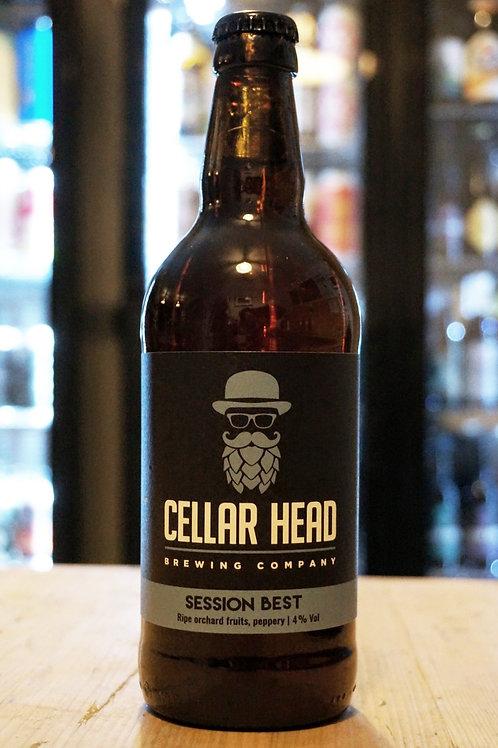 CELLAR HEAD - SESSION BEST