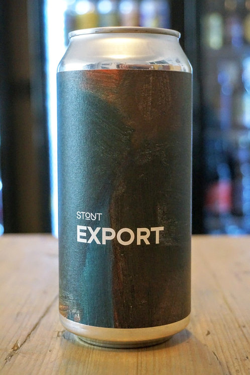 BOUNDARY - EXPORT STOUT