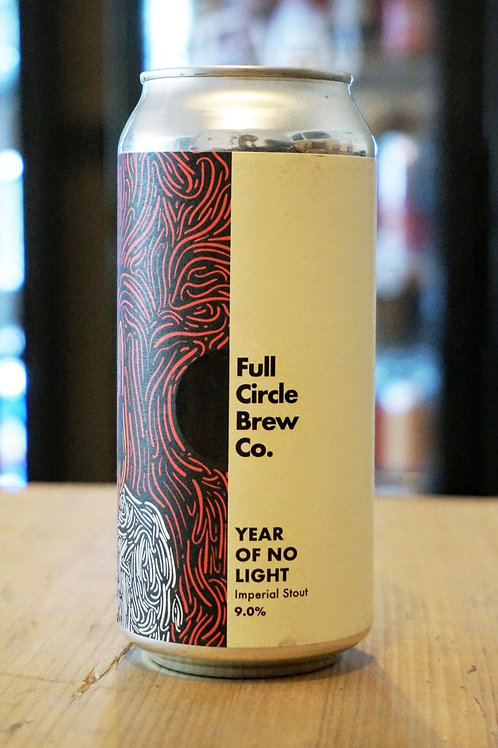 FULL CIRCLE - YEAR OF NO LIGHT