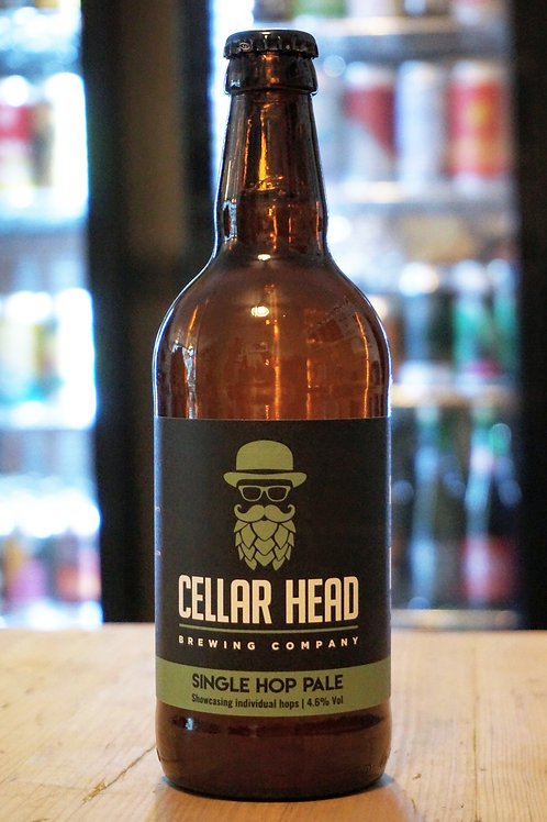 CELLAR HEAD - SINGLE HOP PALE