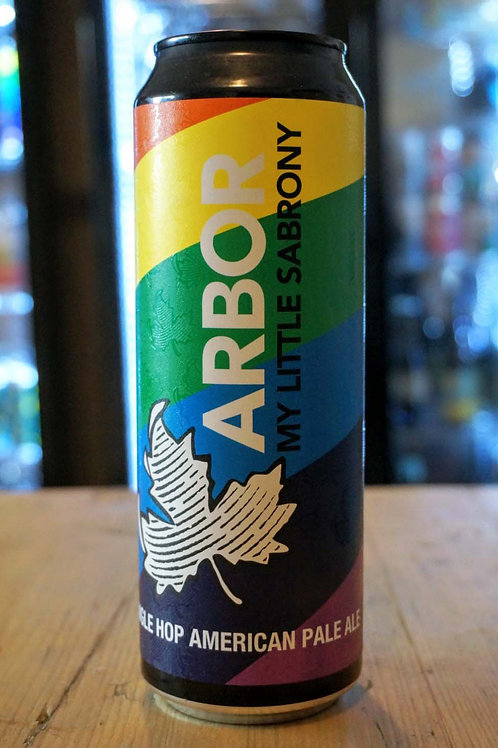 ARBOR - MY LITTLE SABRONY