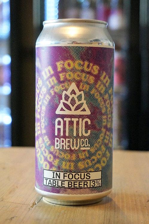 ATTIC - IN FOCUS