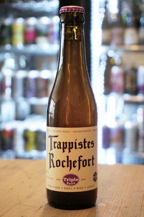 ROCHEFORT - TRAPPISTES ROCHEFORT TRIPLE EXTRA
