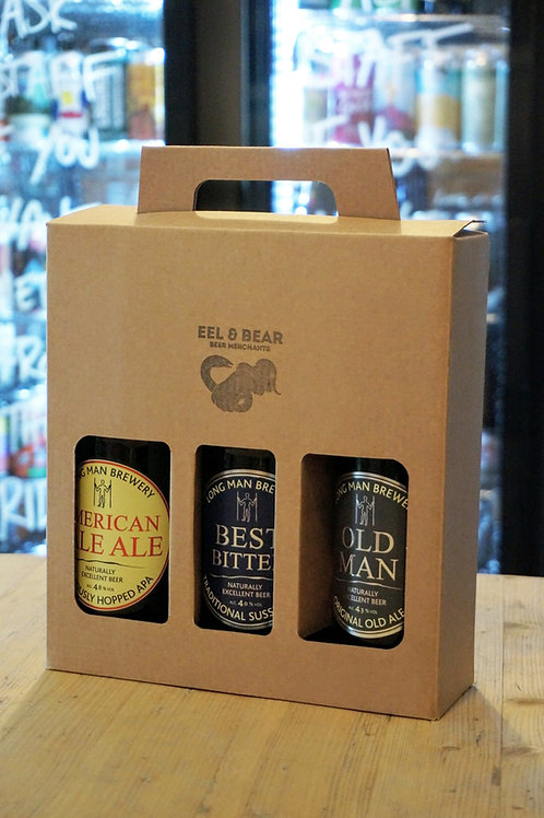 LONG MAN BREWERY GIFT PACK