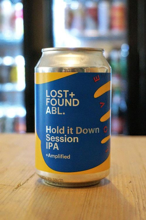 LOST + FOUND - HOLD IT DOWN (GLUTEN FREE)