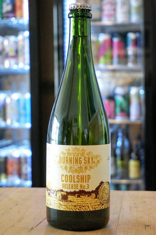 BURNING SKY - COOLSHIP RELEASE NO.3