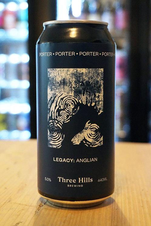 THREE HILLS - LEGACY: ANGLIAN PORTER