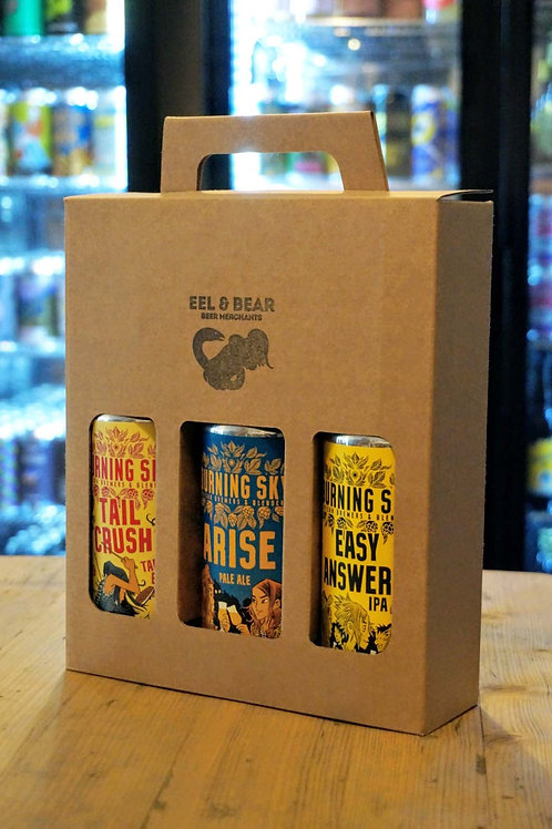 BURNING SKY BREWERY GIFT SELECTION