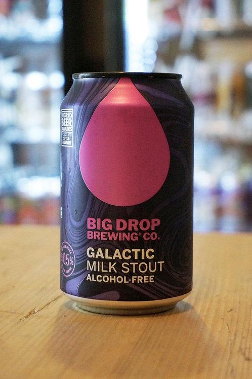 BIG DROP - GALACTIC MILK STOUT (GLUTEN FREE)