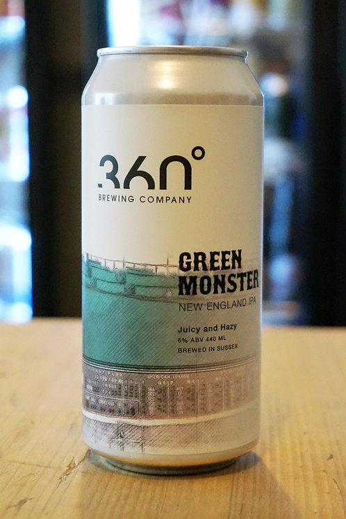 360 - GREEN MONSTER